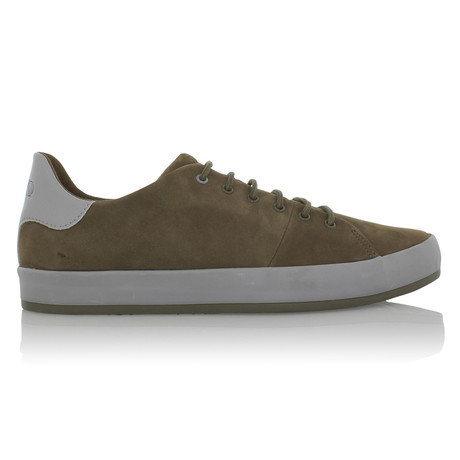 Carda Low Top // Olive + Gray (US: 7)