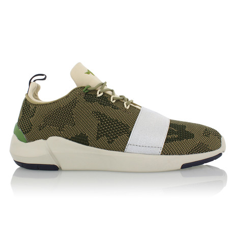 Ceroni Low Top Runner // Camo Green (US: 7)