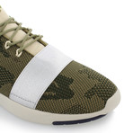Ceroni Low Top Runner // Camo Green (US: 8.5)
