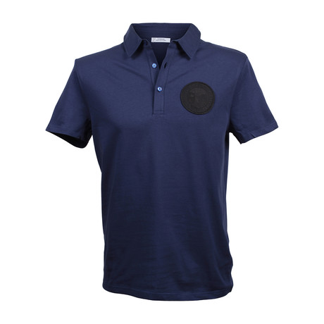 Polo Shirt // Blue (S)