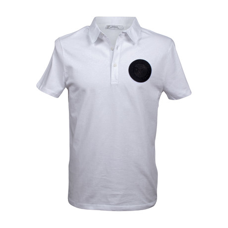 Polo Shirt // White (S)