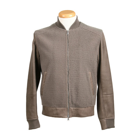 Franceso Jacket // Brown (XS)