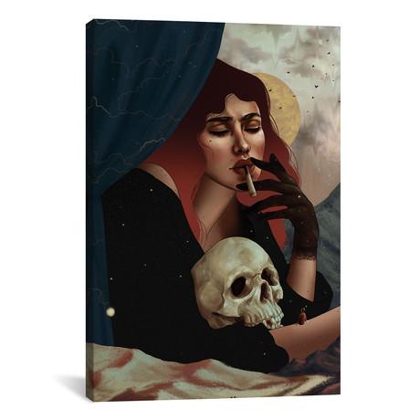 """Lilith by Wassermoth (18""""W x 26""""H x 0.75""""D)"""