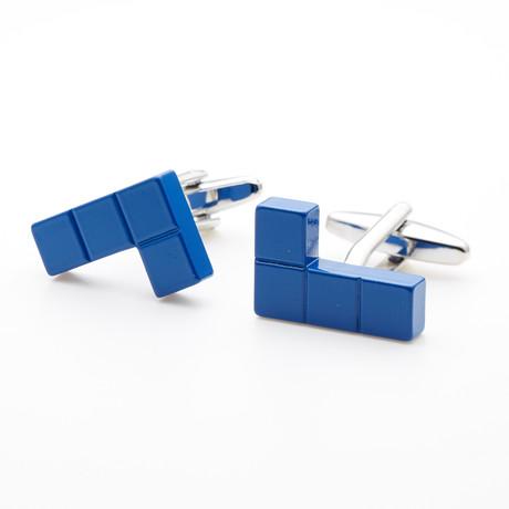 Blue Block Game