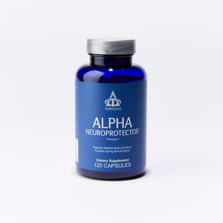Alpha Neuroprotector