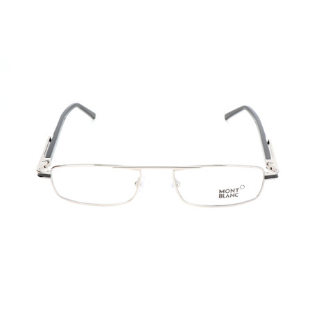 Men's MB0733 Optical Frames // Shiny Palladium