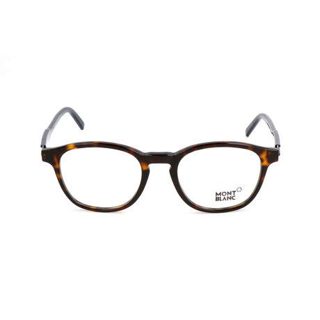 Men's MB0632 Optical Frames // Havana II