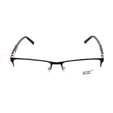 Men's MB0636 Optical Frames // Shiny Black