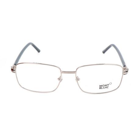 Men's MB0530 Frames // Shiny Dark Ruthenium