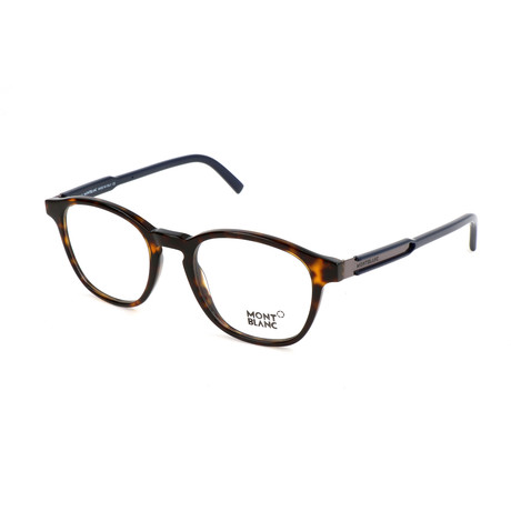 Men's MB0632 Optical Frames II // Havana