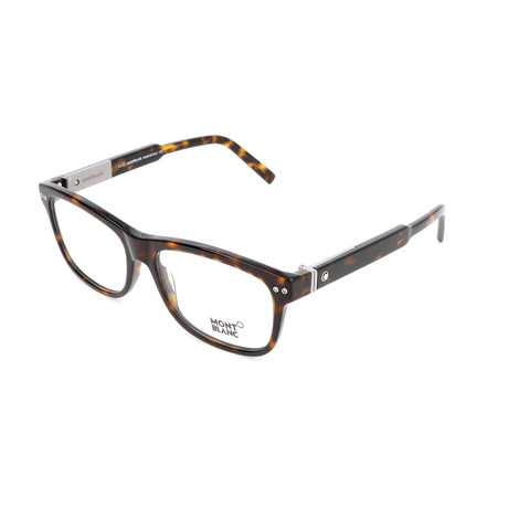 Men's MB0618 Optical Frames // Dark Havana
