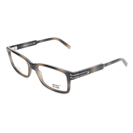 Men's MB0668 Optical Frames // Colored Havana