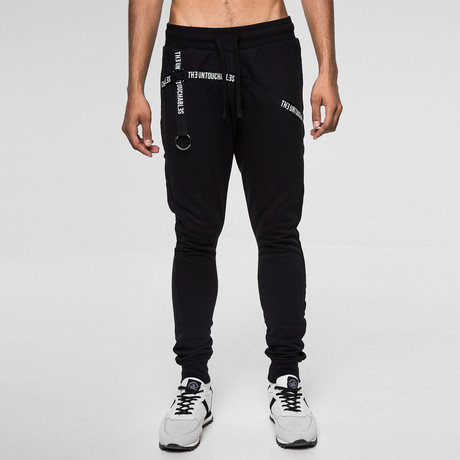 Harness Jogger // Black (S)