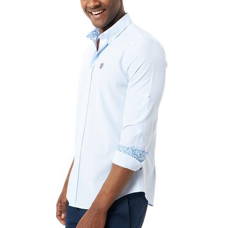 Dereon Shirt // Baby Blue (XS)