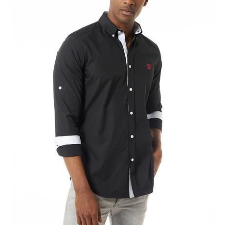 Karson Shirt // Black (XS)