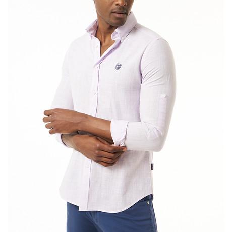 Justus Shirt // Lilac (XS)