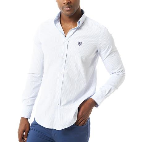 Isaias Shirt // Baby Blue (XS)