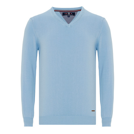 Ivan Sweater // Baby Blue (XS)
