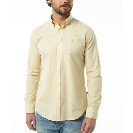 Alessandro Shirt // Yellow (XS)