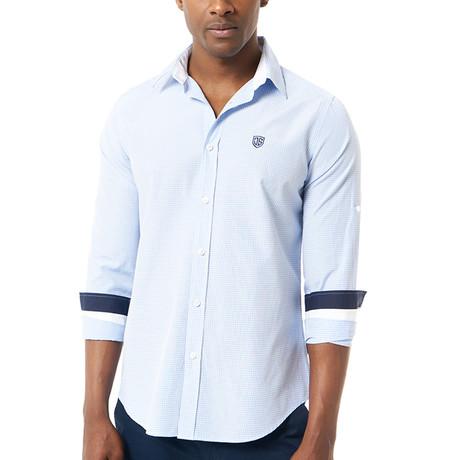 Jadiel Shirt // Baby Blue (XS)