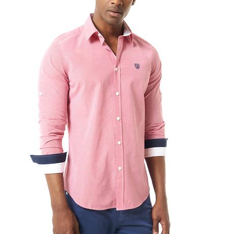 Braylon Shirt // Red (XS)