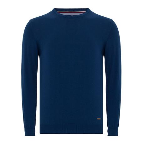 Carmelo Sweater // Indigo (XS)