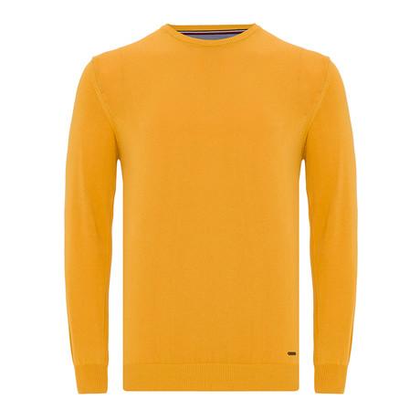 Kenyon Sweater // Orange (XS)