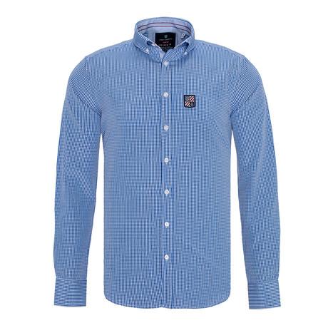 Darion Shirt // Navy (XS)