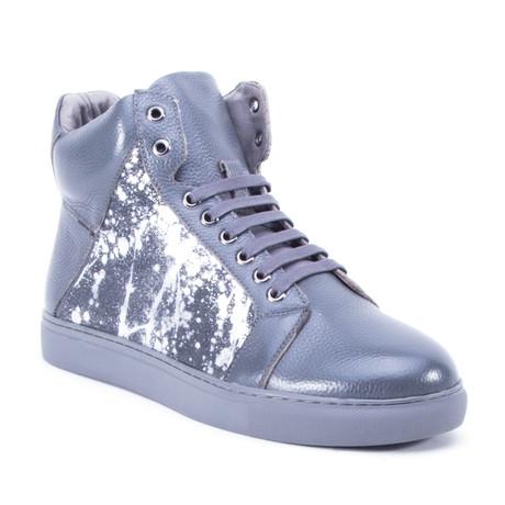 Oscar High-Top Sneaker // Gray (US: 8)