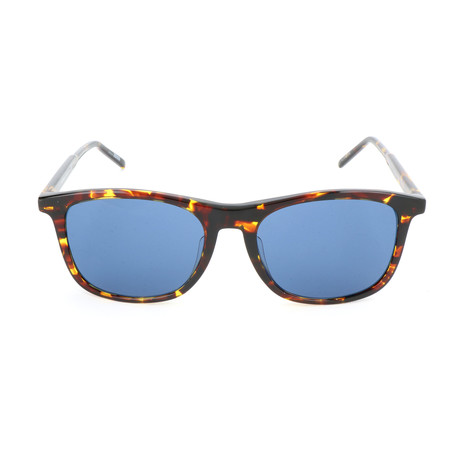 Montblanc // MB593S-F 55V Sunglasses // Colored Havana