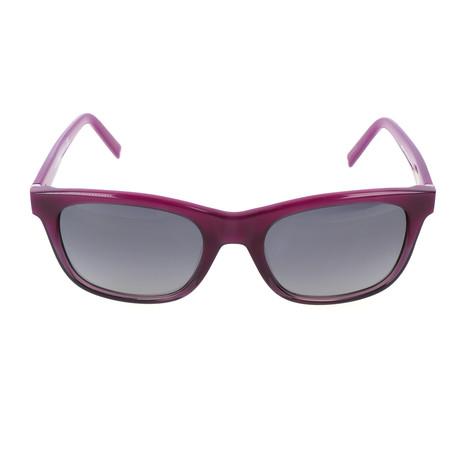 Montblanc // MB507S 83B Sunglasses // Violet