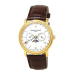 Frederique Constant Classics Business Timer Moonphase Quartz // FCCB // Pre-Owned