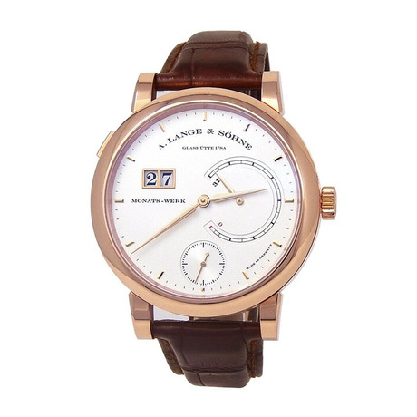 A. Lange & Sohne Lange 31 Manual Wind // 130.032F // Pre-Owned