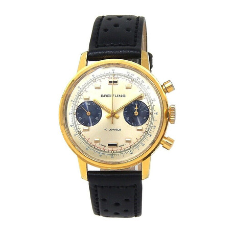 Breitling Vintage Chronograph Manual Wind // 9122 // Pre-Owned