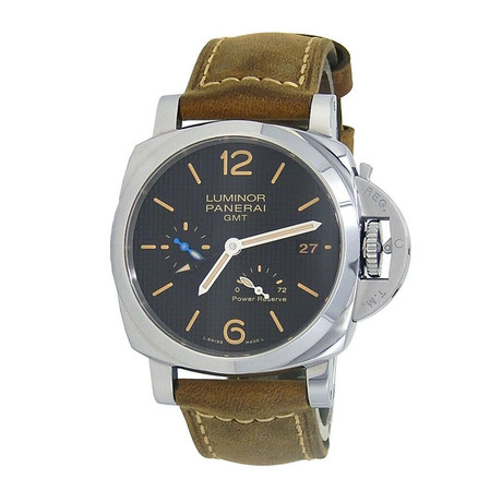 Panerai Luminor 1950 GMT Automatic // PAM01537 // Pre-Owned