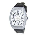 Franck Muller Vanguard Automatic // V 35 SC AT FO D // Pre-Owned