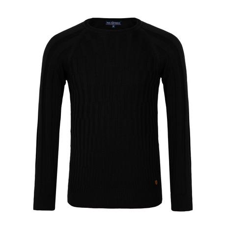 Curt Crew-Neck Sweater // Black (XS)