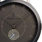 Lilienthal Berlin Meteorite Quartz // LE-METEORITE-2