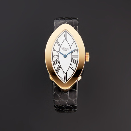 Chopard Cat's Eye Quartz // 127437-0001 // Store Display