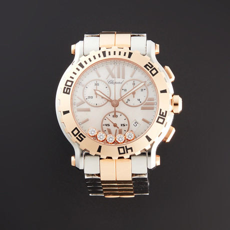 Chopard Happy Sport Chronograph Quartz // 288499-6006 // Store Display