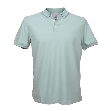 Slim Fit Polo Shirt // Lime (XS)