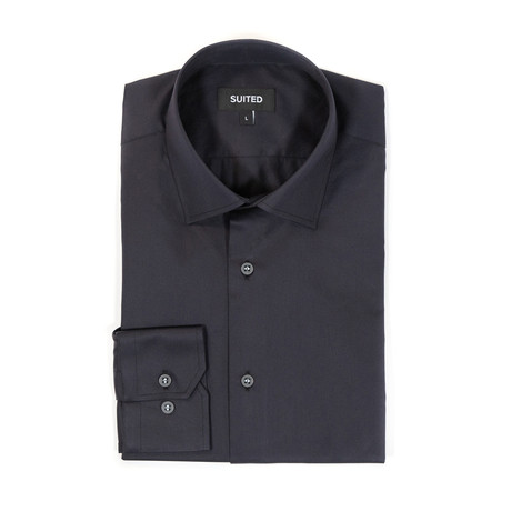 Bryan After-Hours Dress Shirt // Black (S)
