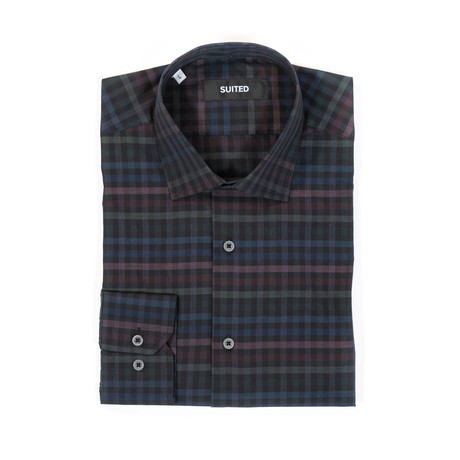 Gentry After-Hours Dress Shirt // Multicolor (S)