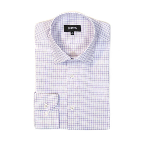 Raymond Business Dress Shirt // Pink (US: 14.5A)