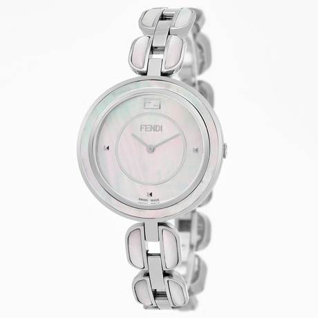 Fendi Ladies Quartz // F361034500 // New