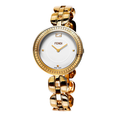 Fendi Ladies Quartz // F351434000