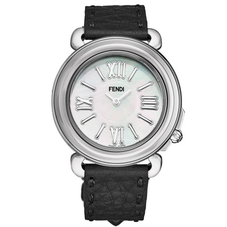 Fendi Ladies Quartz // F8010345H0.SN6S
