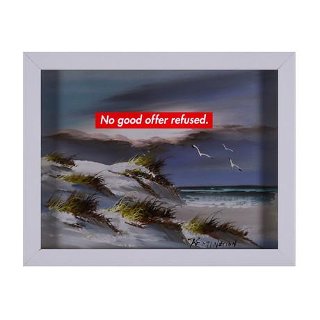 Olmo Rios // No Good Offer Refused