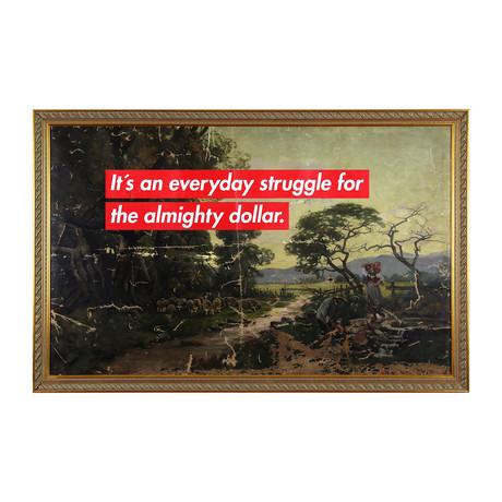Olmo Rios // An Everyday Struggle