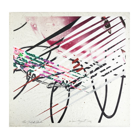 James Rosenquist // The Kabuki Blushes // 1986